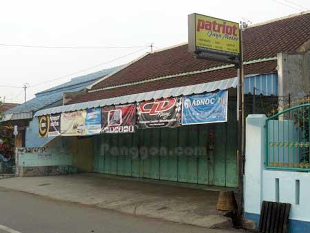 Bengkel Patriot Jaya Motor Purwokerto