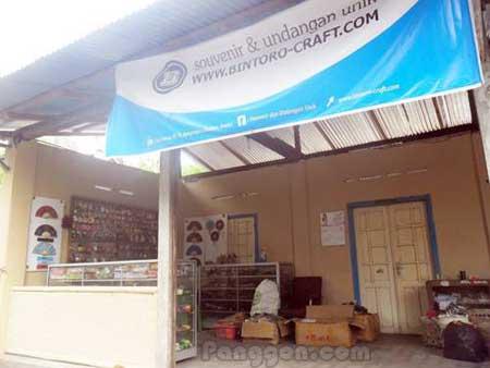 Pusat Souvenir dan Undangan unik Bintoro Craft Yogyakarta