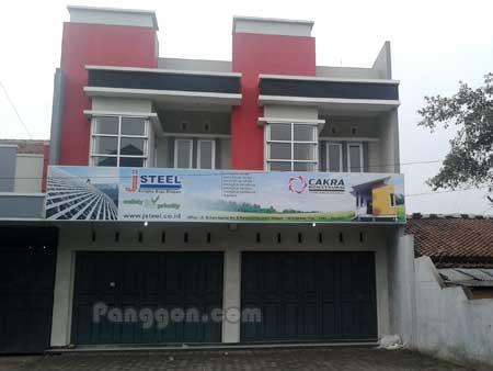 Distributor Rangka Baja Ringan JSTEEL Purwokerto