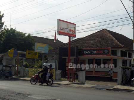 Alamat Telepon Ekspedisi Kantor Pos Sokaraja Banyumas Jawa Tengah Panggon