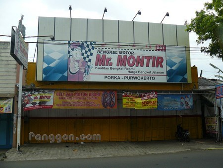 Mr. Montir