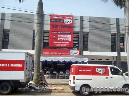 Kantor Cabang Utama PCP Bandung