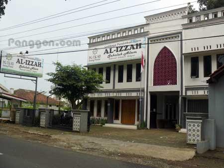 PG-TK-SD Saung Pintar Al-Izzah Karangsalam Purwokerto