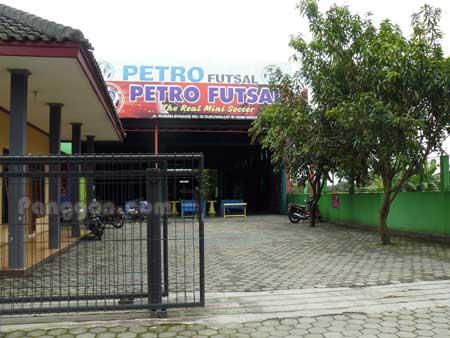Petro Futsal Dukuhwaluh Purwokerto