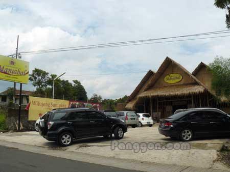 Rumah Makan Khas Sunda Manjabal Purwokerto
