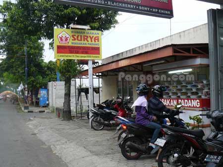 RM. Padang SURYA - Porka Purwokerto