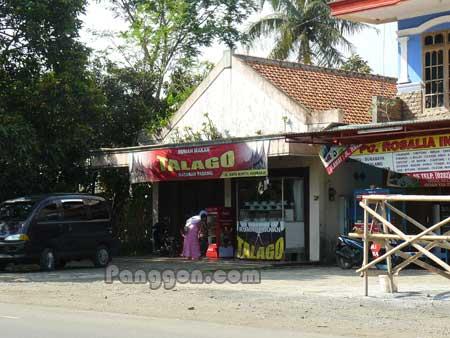 Rumah Makan Padang Talago Buntu Banyumas