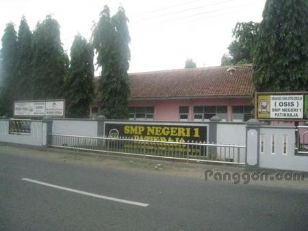 SMP Negeri 1 Patikraja