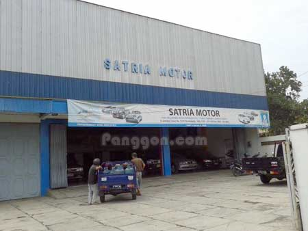 Showroom Mobil Bekas Satria Motor Purwokerto