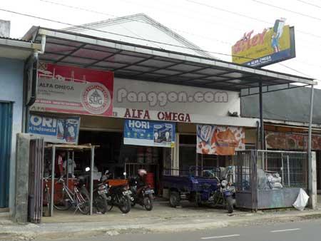 Toko Besi dan Bahan bangunan TB. Alfa Omega Purwokerto