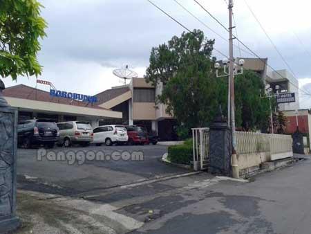 Hotel Borobudur Purwokerto