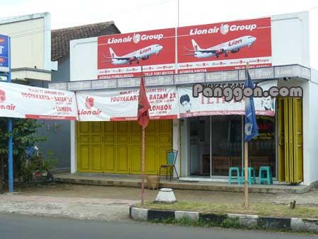 Agen Resmi Lion Air AGIMSA Purbalingga