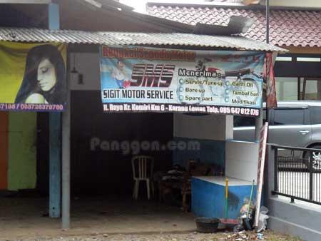 Bengkel Sigit Motor Service SMS Karanglewas