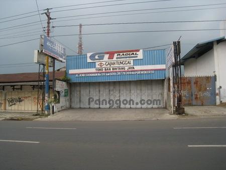 Alamat dan Telpon Bintang Jaya Ban