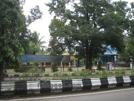 Alamat dan Telpon Gedung Muhammadiyah Pbg