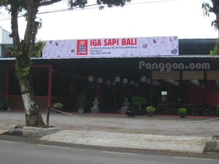 Alamat dan Telpon Iga Sapi Bali