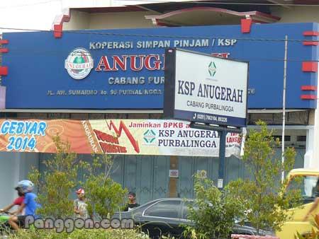 KSP Anugerah Cabang Purbalingga