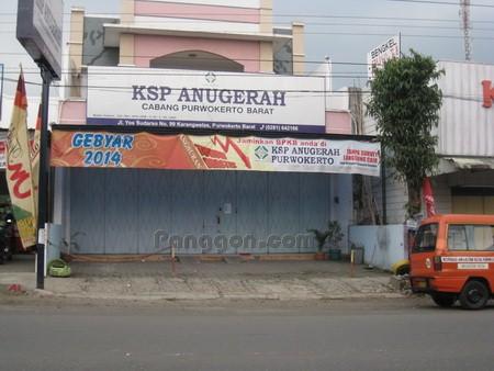 Alamat dan Telpon KSP Anugerah