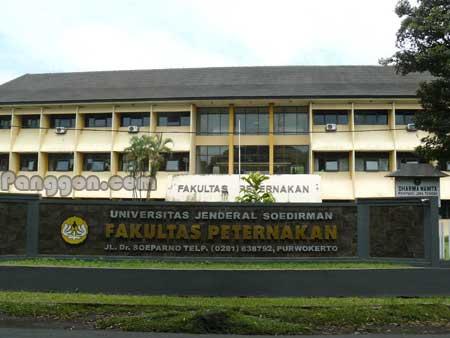Fakultas Peternakan UNSOED Purwokerto