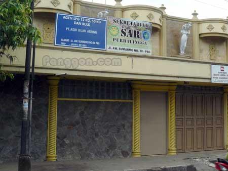 Kantor Sekretariat SAR Purbalingga