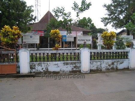 Alamat dan Telpon Kelurahan Tanjung