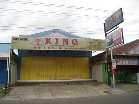 Alamat dan Telpon King Meubel