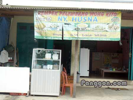 Pempek Palembang Ny. Husna Purbalingga