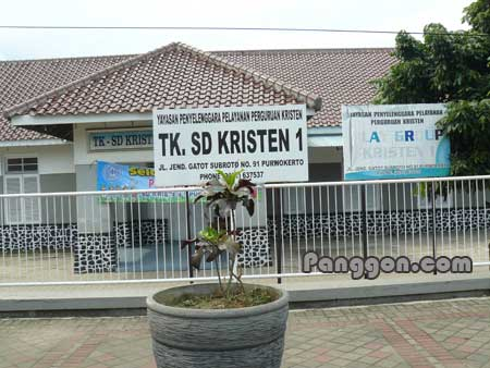 Playgroup - TK - SD Kristen 1 Purwokerto