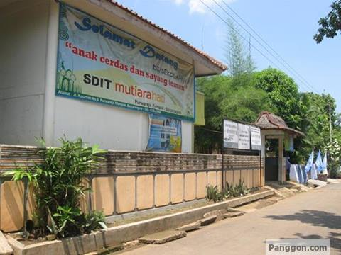 Sekolah SDIT Mutiara Hati Kampus 1 Purwareja Klampok Banjarnegara