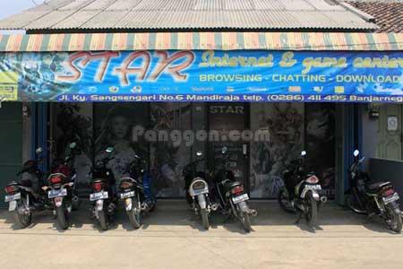 STAR Internet & Game Center Mandiraja Banjarnegara