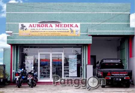 Toko Alat Kesehatan Aurora Medika Purwokerto