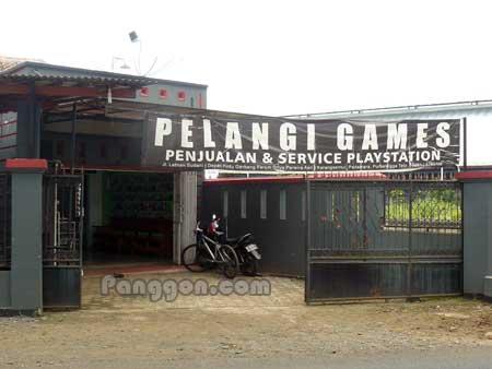 Toko Dan Service Playstation PELANGI GAMES Purbalingga