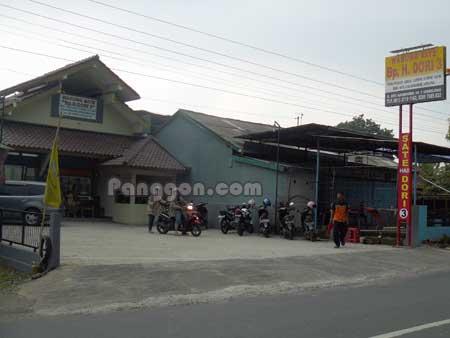Warung Sate Bp. H. Dori 3 Karanglewas