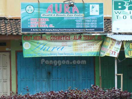 AURA Health & Beauty Centre Purwokerto