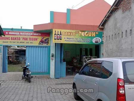 Bakso TEGUH Sumampir Purwokerto