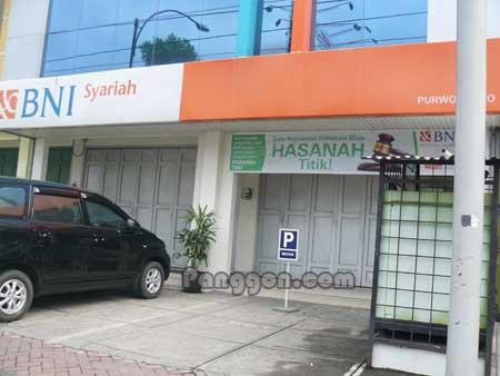 Bank BNI Syariah Cabang Purwokerto