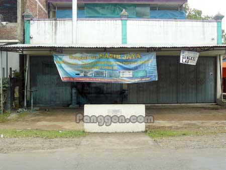 Bengkel Las Nasib Jaya Brobot Bojongsari