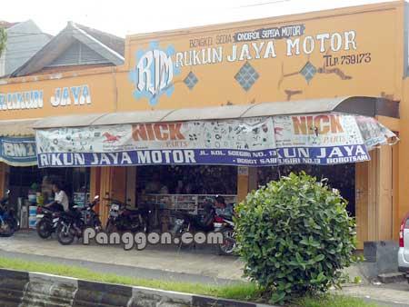 Bengkel Rukun Jaya Motor Bobotsari