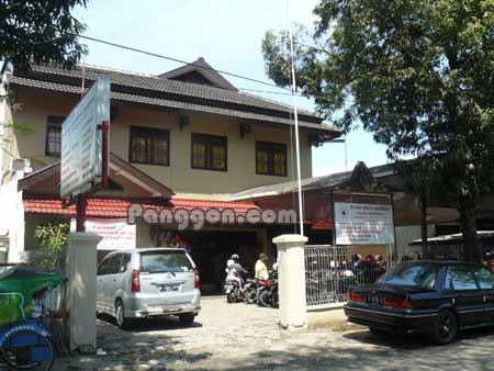 Markas PMI Kabupaten Banyumas