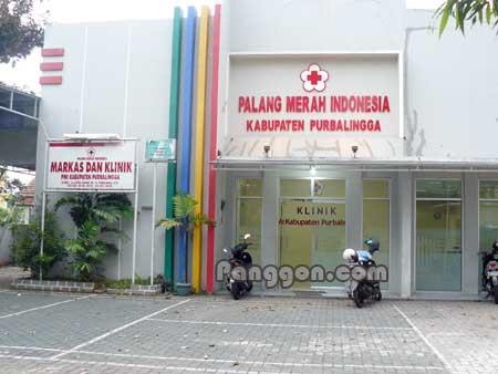 Markas dan Klinik PMI Kabupaten Purbalingga