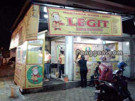 Martabak Legit Khas Bandung - Kombas -Purwokerto