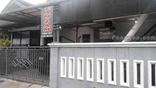 Rumah Kost Zam-Zam Berkoh Purwokerto