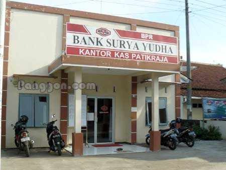 BPR Bank Surya Yudha Kantor Kas Patikraja