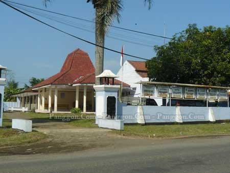 Balai/Kantor Desa Slarang Kesugihan Cilacap
