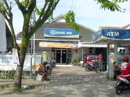 Bank BRI Cilacap Kota