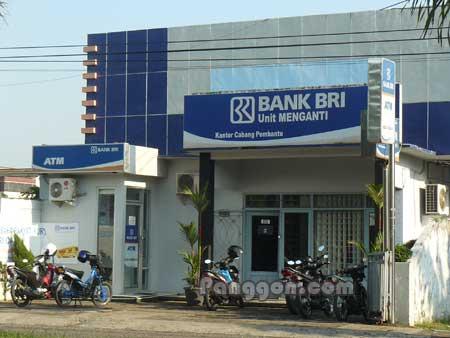 Bank BRI Unit Menganti Cilacap