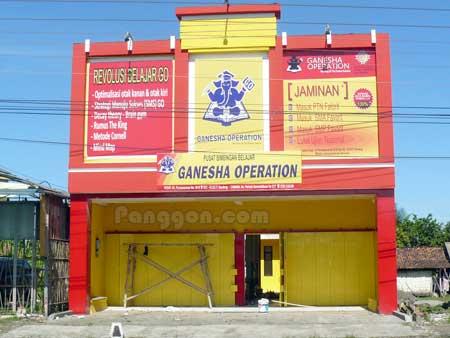 Bimbel Ganesha Operation Cilacap