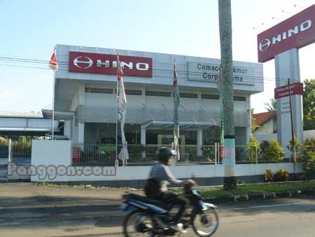 Hino Cemaco Cabang Cilacap