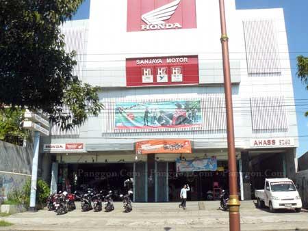Bengkel dan Dealer Honda Sanjaya Motor Cilacap