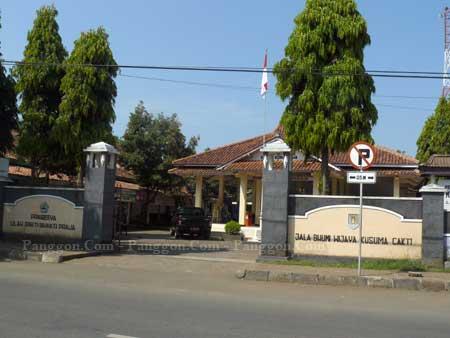 Kantor Kecamatan Kroya Cilacap